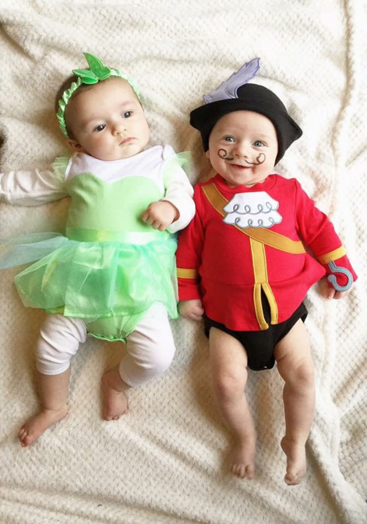 boygirl twin halloween costumes