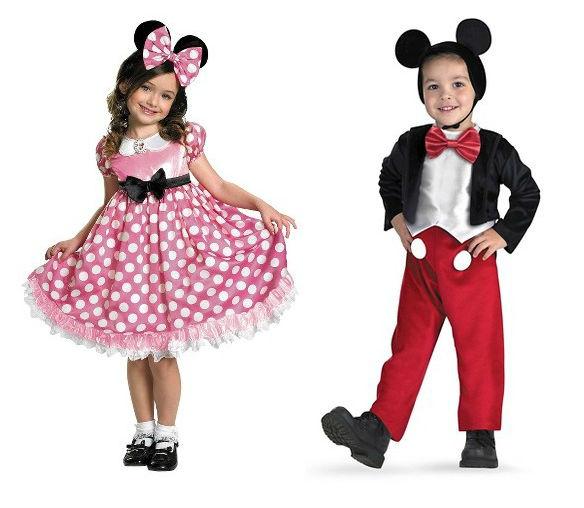 boy girl twin halloween costumes