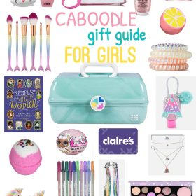 caboodle gift guide for girls