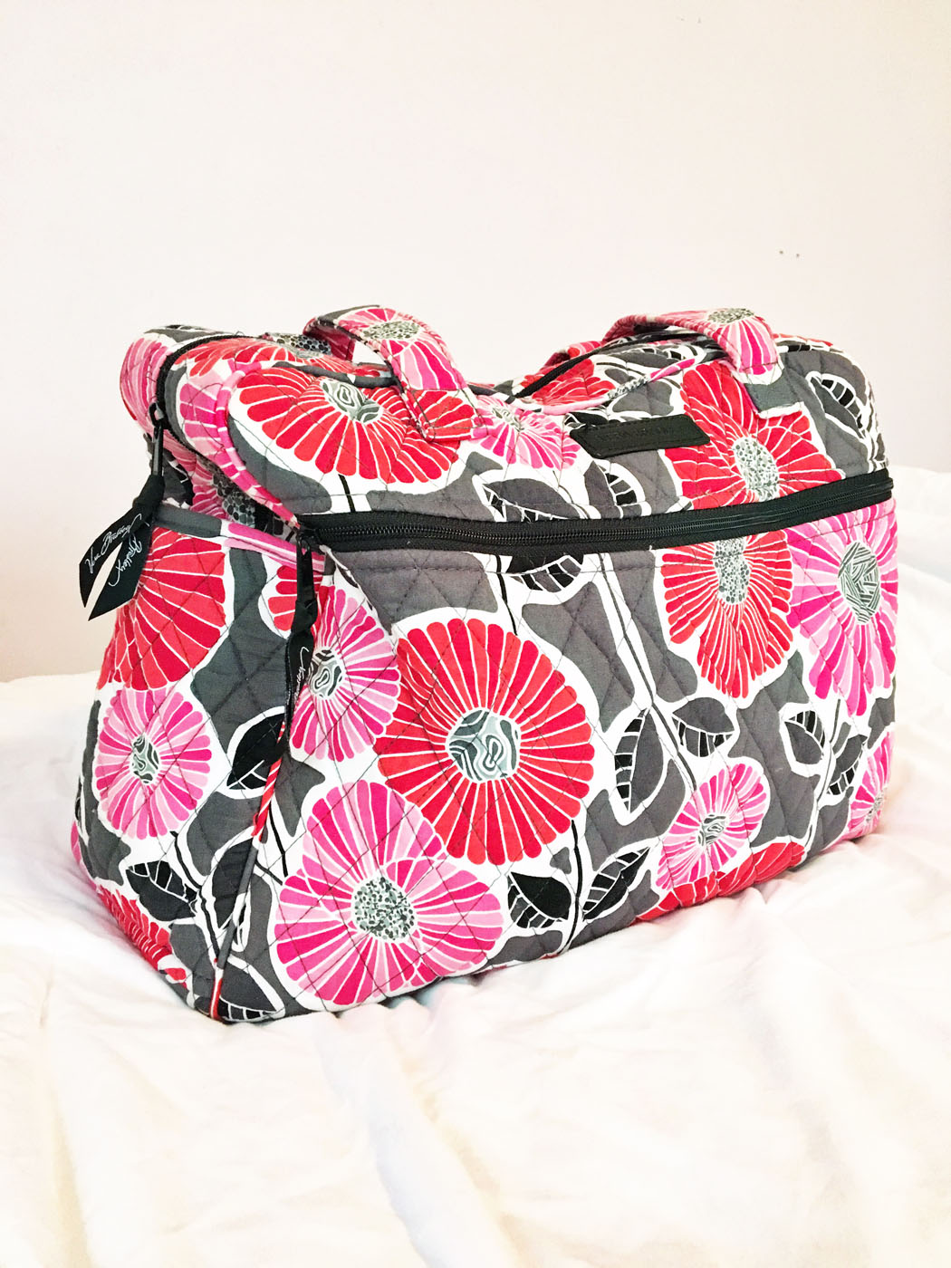 what's in my twin diaper bag